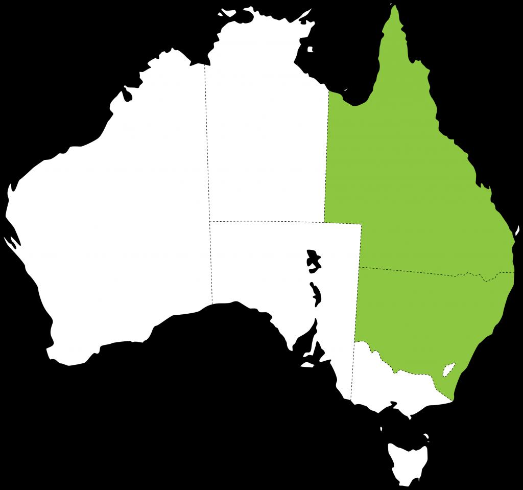 australia map for website
