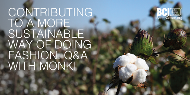Contributing to a More Sustainable Way of Doing Fashion: Q&A with Monki