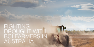 Fighting Drought with BCI Farmers in Australia