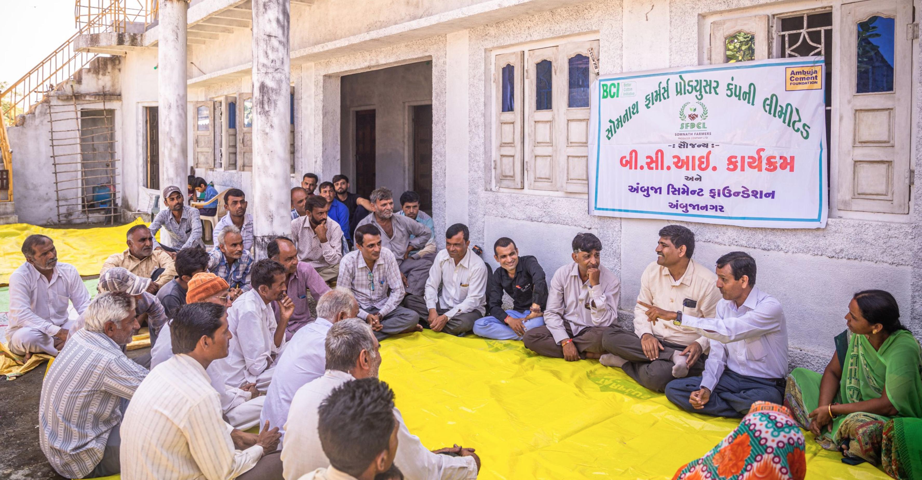 BCI Farmers in India