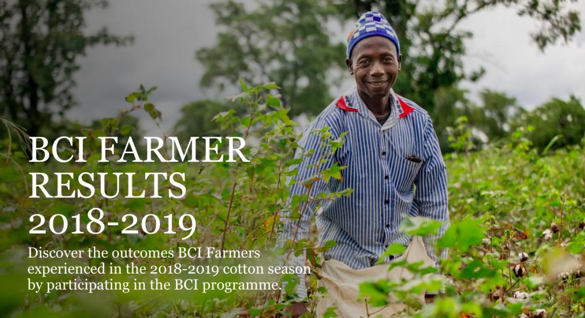 BCI Farmer Results 2018/19